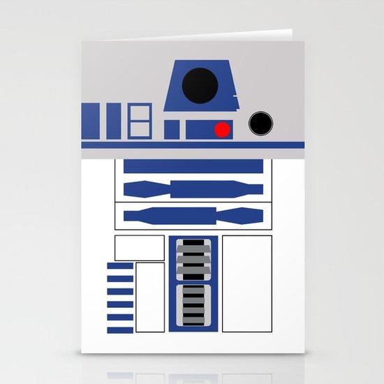 AstroMech Stationery Cards