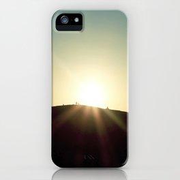 Sunrise #4 iPhone Case