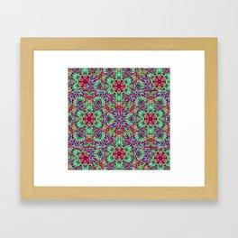 Kaitlyn Mandalas Framed Art Print