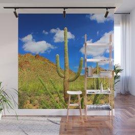 Iconic Saguaro Cactus - Iconic Southwest Wall Mural