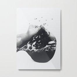 Mountain 46 Metal Print