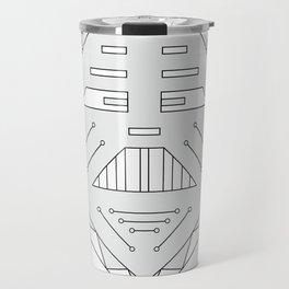 Robot technology #society6 #decor #buyart #artprint Travel Mug