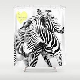 Be Unique 2 Shower Curtain