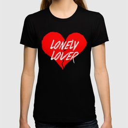 Lonely Lover T-shirt