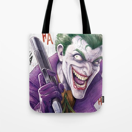 Joker NYCC 2015 Tote Bag