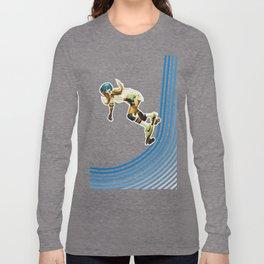 Skate Like a Girl Long Sleeve T-shirt