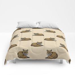 Fox Kit Comforters