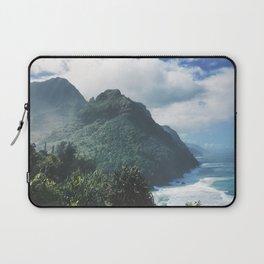 Na Pali Coast Kauai Hawaii Laptop Sleeve