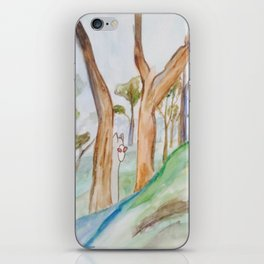 Youkai.  iPhone Skin