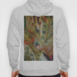 Exotic abstract patterns of nature Hoody