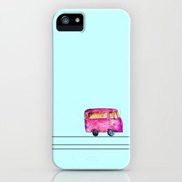 Little bus iPhone Case
