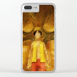 One piece Clear iPhone Case