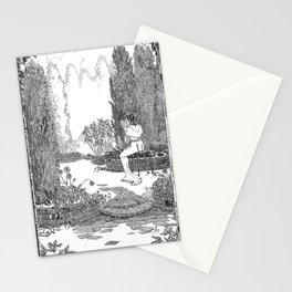 Le Jardin Secret Stationery Cards