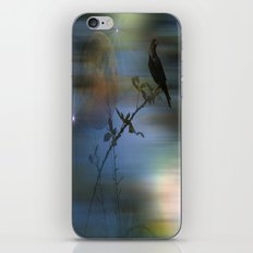 Raven's Dawn. iPhone & iPod Skin