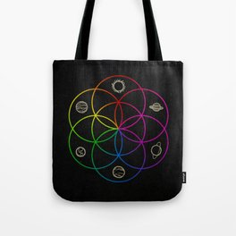 Seed of Life Tote Bag