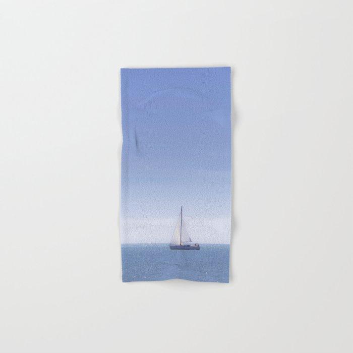 Sailing Hand & Bath Towel