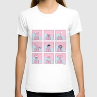 talking heads T-shirts featuring Heads by Bruno Gabrielli