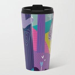 Sloth in the woods Travel Mug