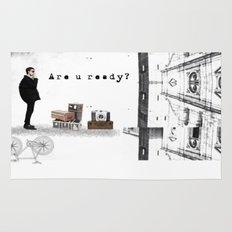 Are U Ready? Rug