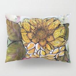 Flower in Pot Pillow Sham