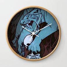 Weretiger - Cool Wall Clock