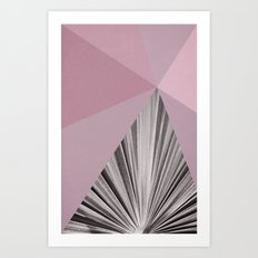 Geometric Nature ~ No 1 Art Print