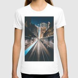 Railway station T-shirt