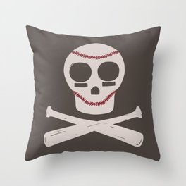 D/EHARD Throw Pillow