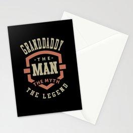 Granddaddy The Myth The Legend Stationery Cards