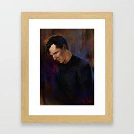 Khan Framed Art Print