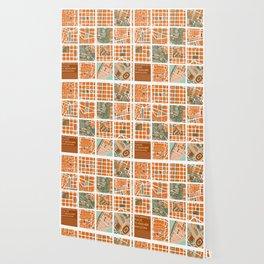 Fagmentos III Barcelona Wallpaper