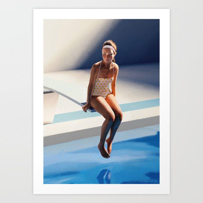 Water, Earth and Air - 2016 Art Print
