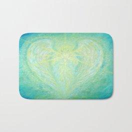 The Archangel Raphael - Angel of Healing Bath Mat