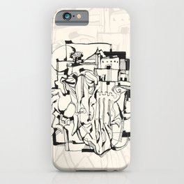 Solid Ground iPhone Case