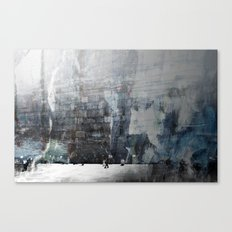 Lamentations Canvas Print