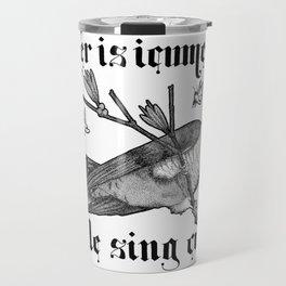 Lhude Sing Cuccu Travel Mug