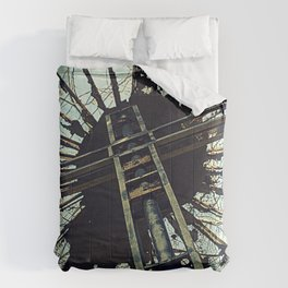 Hell House Cross Comforters