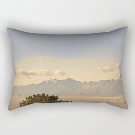 Salt lake 4 Rectangular Pillow