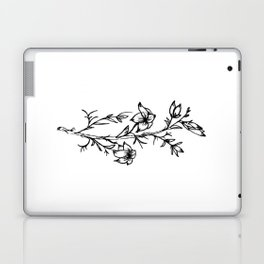 Carolina Jessamine Wildflower Laptop & iPad Skin