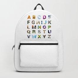 Nature Alphabet Backpack