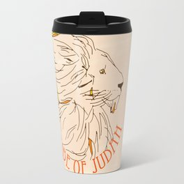 Judah Travel Mug
