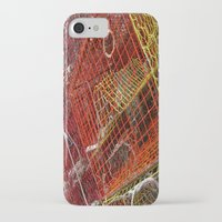 tangled iPhone & iPod Cases featuring Tangled  by Caitlin Swindell