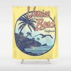 California Dreamin' Shower Curtain