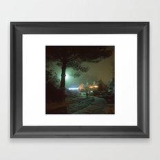 Pikesville, MD Framed Art Print