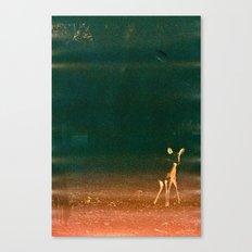 First Steps Canvas Print