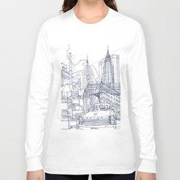 New York! Long Sleeve T-shirt