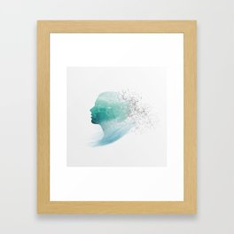 One with the World I Framed Art Print