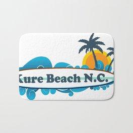 Kure Beach - North Carolina. Bath Mat