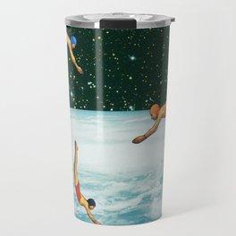Space jumps Travel Mug