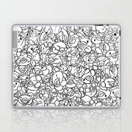 65 Cows Tiled Laptop & iPad Skin